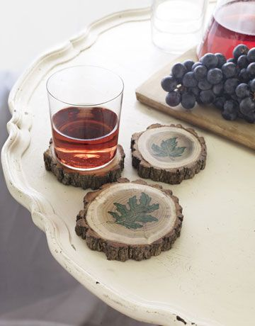 country living coasters.